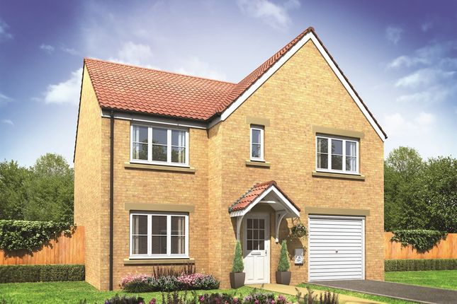 "Thumbnail Detached house for sale in ""The Warwick"" at Herriot Way, Wakefield"