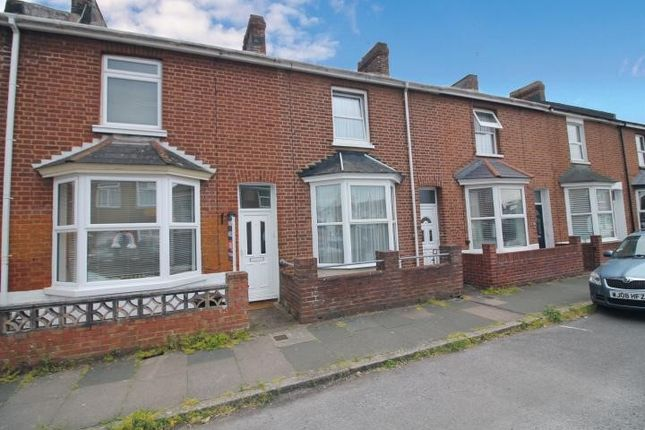 Thumbnail Terraced house to rent in Ebrington Road, Exeter