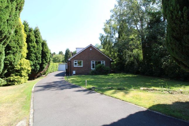 Thumbnail Detached bungalow for sale in Fellside, Darras Hall, Newcastle Upon Tyne, Northumberland