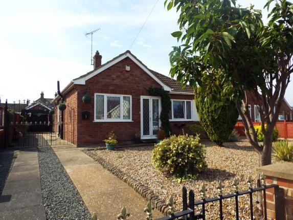 Thumbnail Bungalow for sale in West Lynn, King's Lynn, Norfolk