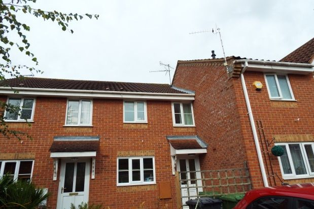 2 bed terraced house to rent in Wharton Drive, North Walsham
