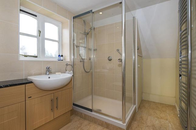 Shower Room of Hatham Green Lane, Stansted, Kent TN15