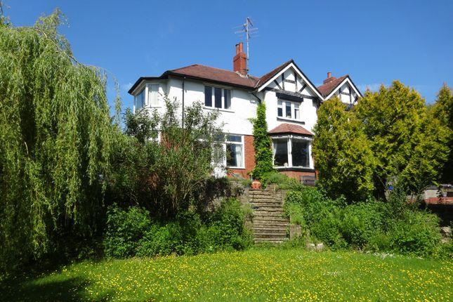 Thumbnail Detached house for sale in Llais Afon, New Road, Llandulas