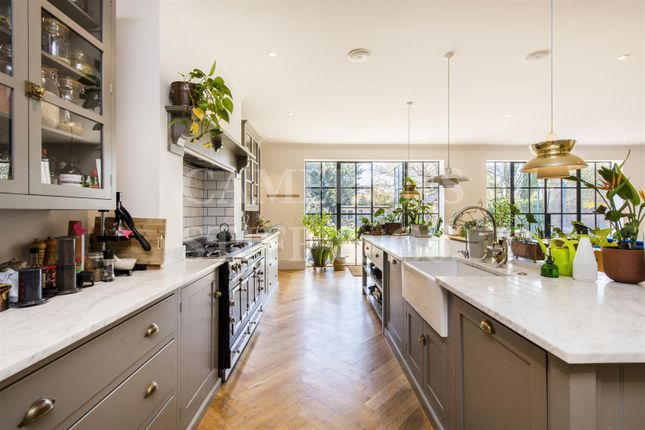 Thumbnail Detached house for sale in Aylestone Avenue, London