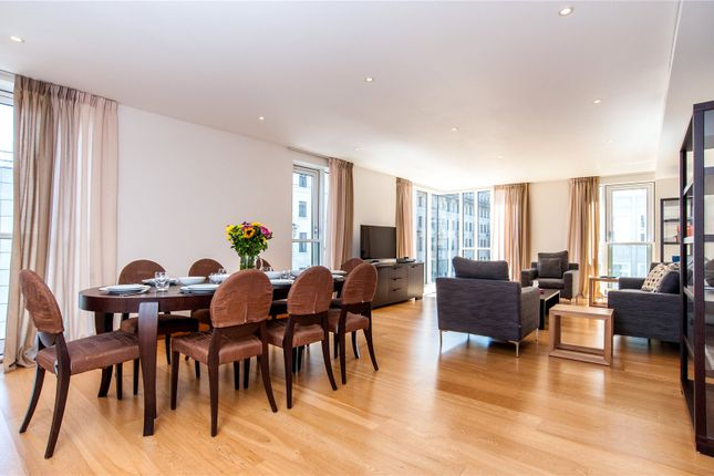 Thumbnail Flat to rent in Park View Residence, 219 Baker Street