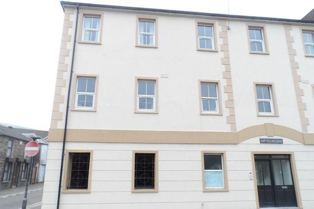 Thumbnail Flat for sale in Taff Vale Building, Duke Street, Aberdare, Rhondda Cynon Taff