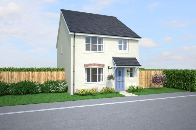 Thumbnail Detached house for sale in Raleigh Gardens, Bodmin