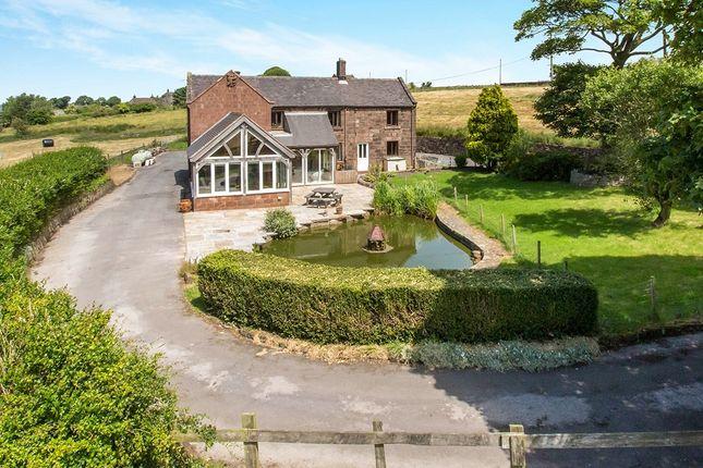 Thumbnail Detached house for sale in Rudyard Road, Biddulph Moor, Stoke-On-Trent