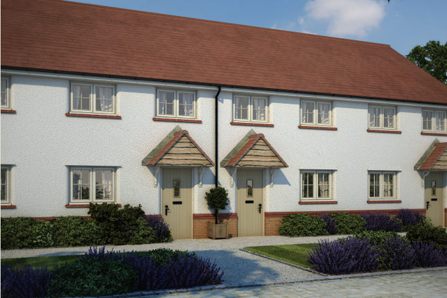 Thumbnail Terraced house for sale in Canal View, The Toppings, Garstang, Lancashire