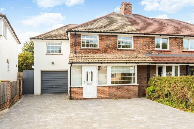 Thumbnail Semi-detached house to rent in Dynes Road, Kemsing, Sevenoaks