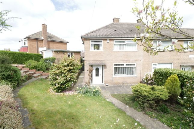 Thumbnail Semi-detached house for sale in Woodland Way, Herringthorpe, Rotherham, South Yorkshire