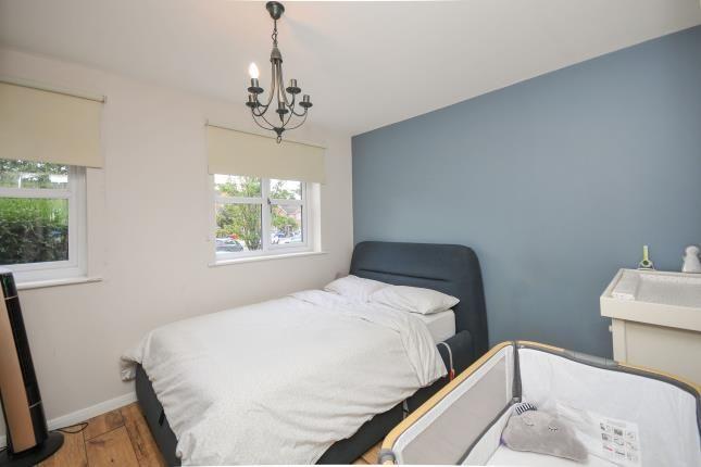 Bedroom of Bryce House, John Williams Close, London SE14