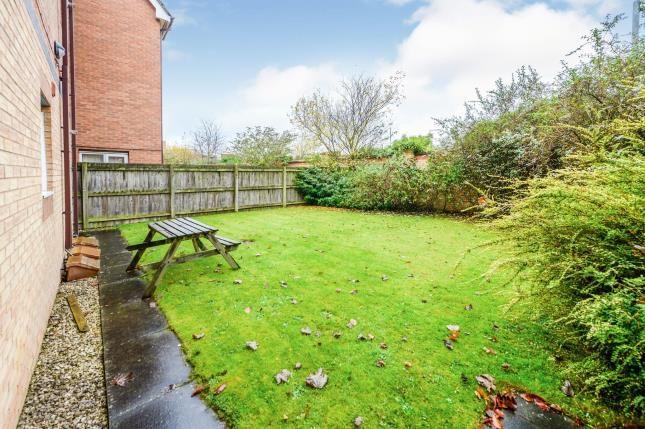 Garden of Bethel Grove, Aigburth, Liverpool, Merseyside L17