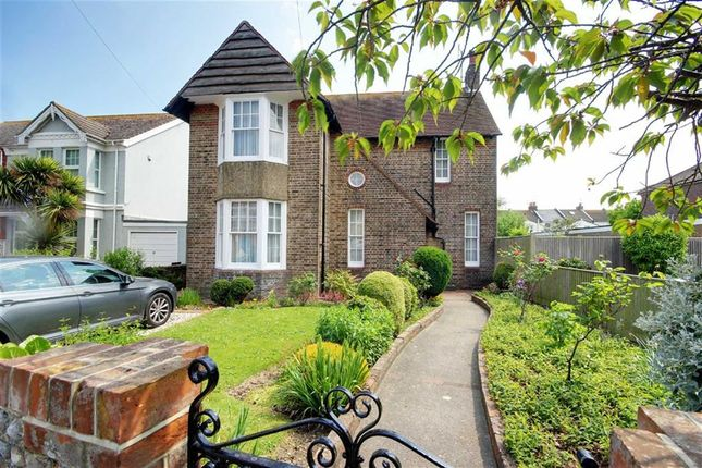 Thumbnail Detached house for sale in Homefield Road, Worthing, West Sussex