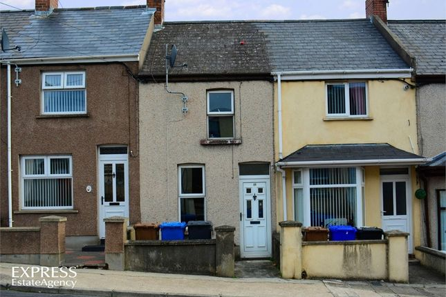 Thumbnail Terraced house for sale in Carson Street, Larne, County Antrim