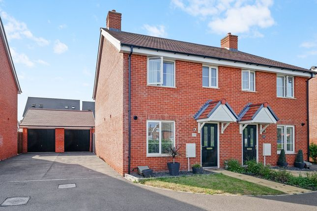 3 bed semi-detached house for sale in Horn Street, Folkestone CT20
