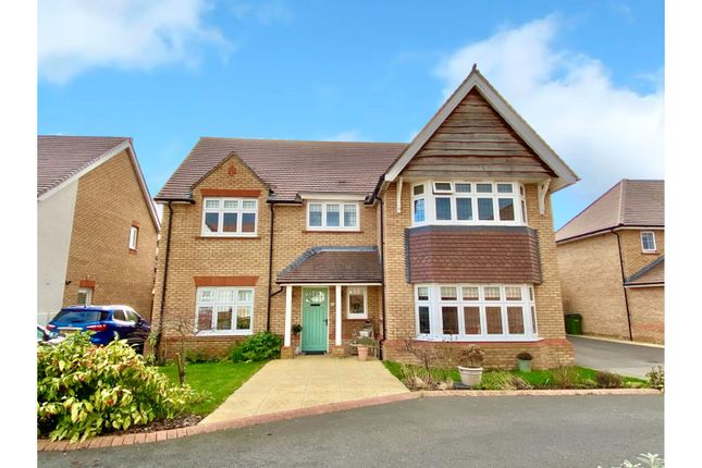 Thumbnail Detached house for sale in Dadford Close, Hardwicke, Gloucester