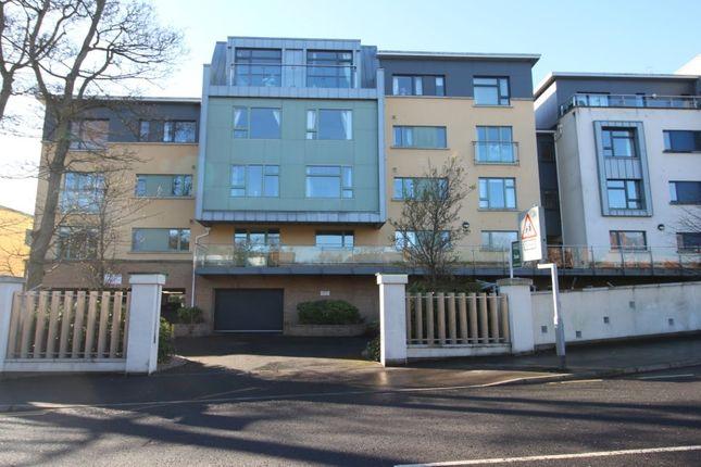 Thumbnail Flat to rent in Castle Street, Bangor