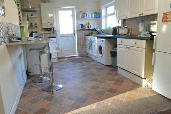 Thumbnail Town house to rent in Duke Place, Silverdale, Near Keele, Newcastle-Under-Lyme
