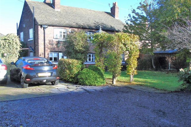 Thumbnail Cottage for sale in Mill Square, Aintree Village, Liverpool