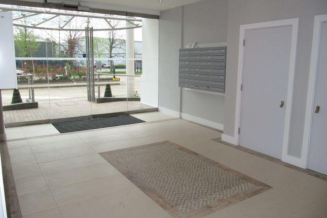 Thumbnail Flat to rent in Grand Union House, The Ridgeway, Iver, Buckinghamshire