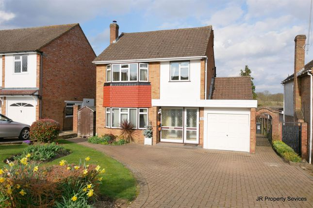 Thumbnail Detached house for sale in Homewood Avenue, Cuffley, Potters Bar