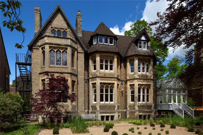 Thumbnail Detached house for sale in Norham Gardens, Oxford