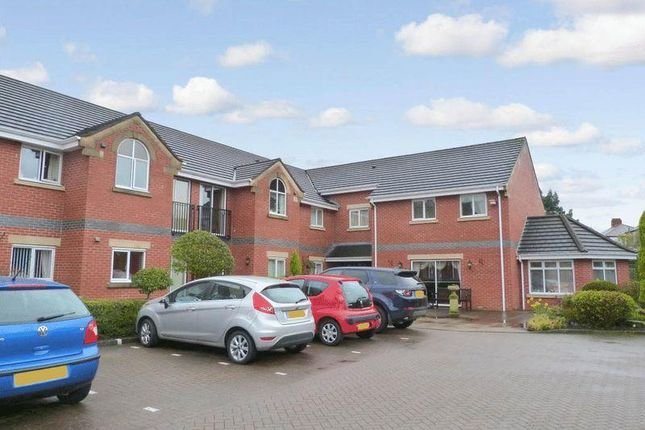 Thumbnail Property for sale in Apple Close, Congleton