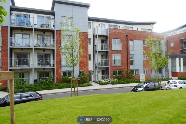 2 bed flat to rent in Charrington Place, St Albans AL1