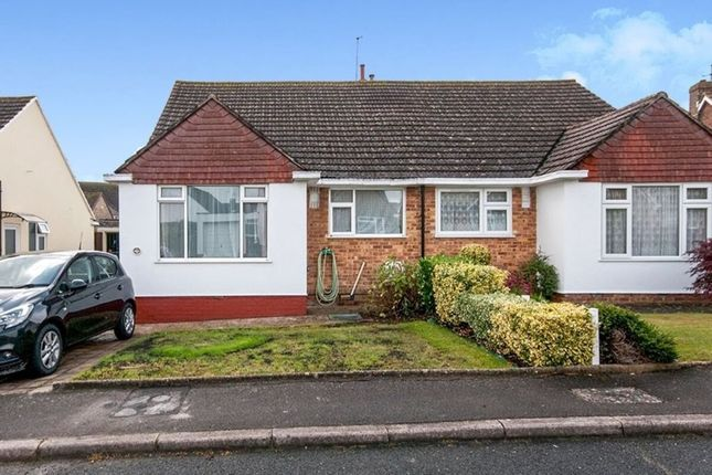 Thumbnail Bungalow for sale in Palma Close, Polegate