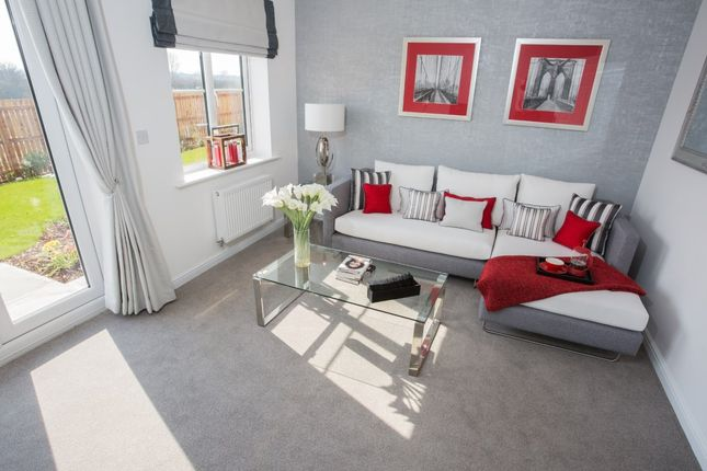 Thumbnail Semi-detached house for sale in The Tyrone, School Street, Upton Wakefield
