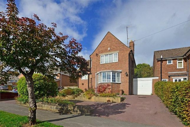 Thumbnail Detached house for sale in King Ecgbert Road, Sheffield, Yorkshire