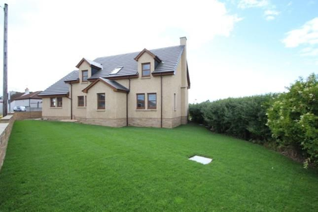 Thumbnail Detached house for sale in St. Andrews Road, Largoward, Leven, Fife