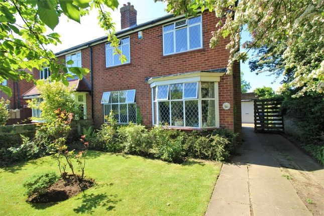 3 bed semi-detached house for sale in Grantham Avenue, Grimsby DN33