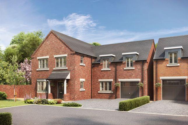 Detached house for sale in Wood Lane, Gedling, Nottingham