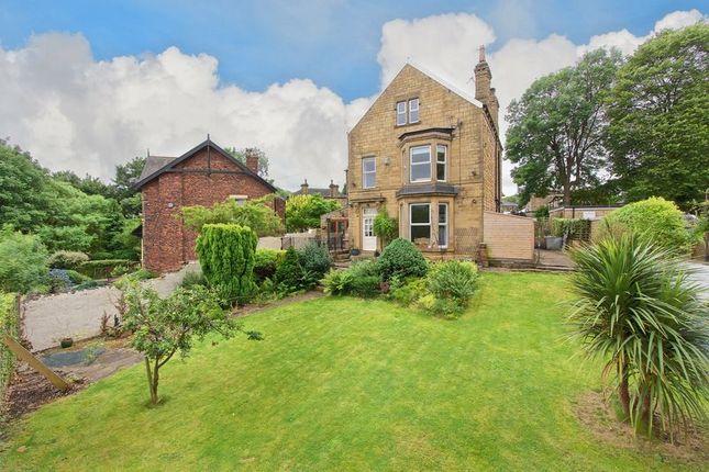 Thumbnail Detached house for sale in Rutland Road, Upper Batley