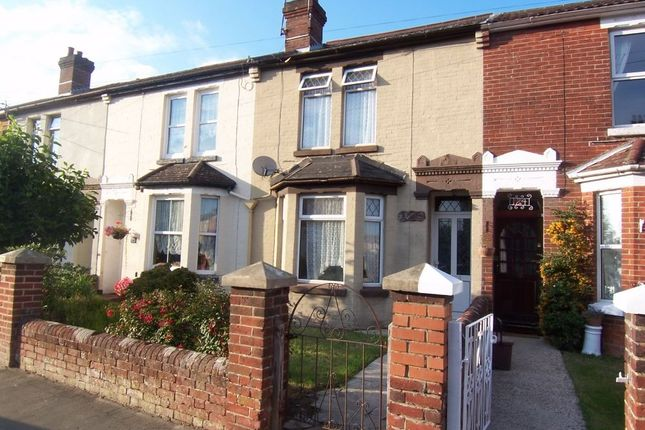 Thumbnail Terraced house to rent in The Crescent, Eastleigh, Hampshire