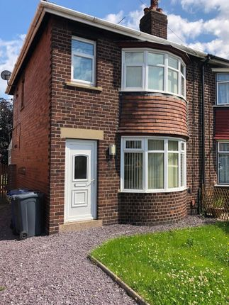 Thumbnail Semi-detached house to rent in Bedale Road, Scawsby, Doncaster
