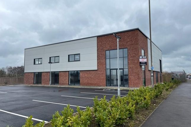 Thumbnail Light industrial to let in Unit 104A, Dunwoody Way, Crewe