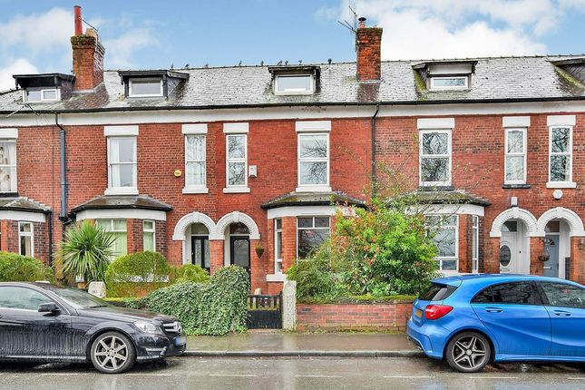 Thumbnail Terraced house for sale in Burton Road, West Didsbury, Greater Manchester