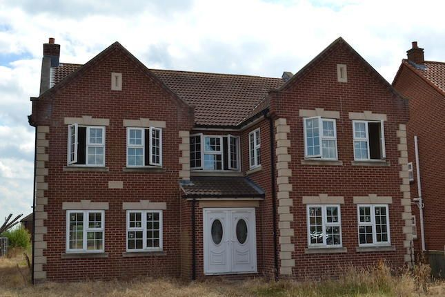 Thumbnail Detached house for sale in Moss Rd, Moss Village, Doncaster