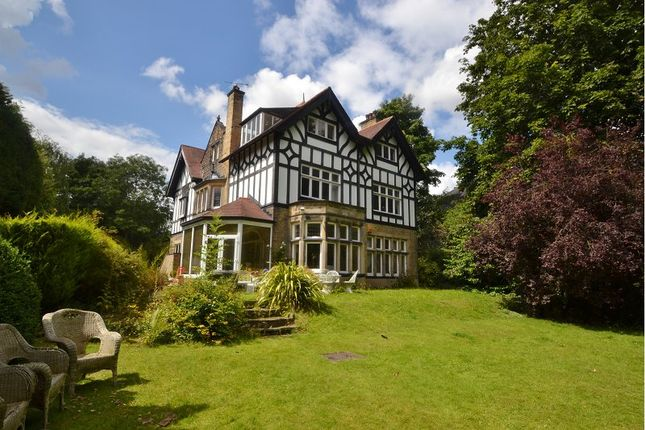 Thumbnail Flat to rent in Park Avenue, Roundhay, Leeds