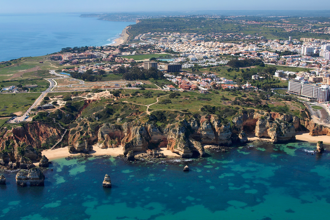 Thumbnail Land for sale in Ponta Da Piedade, Ponta Da Piedade, Portugal