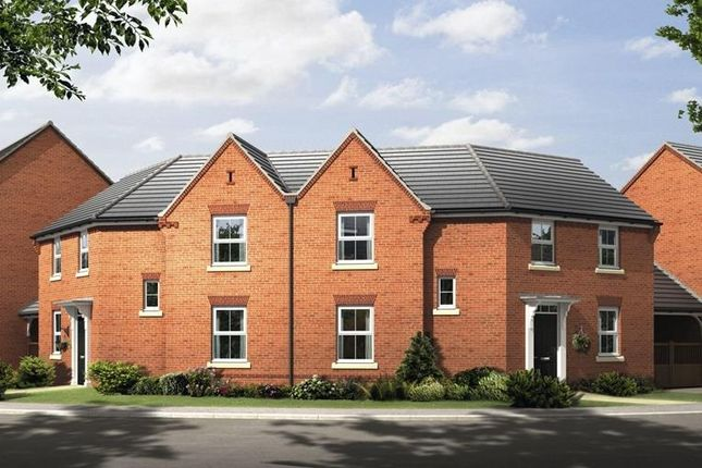 """Thumbnail Detached house for sale in """"Lutterworth"""" at Ponds Court Business, Genesis Way, Consett"""