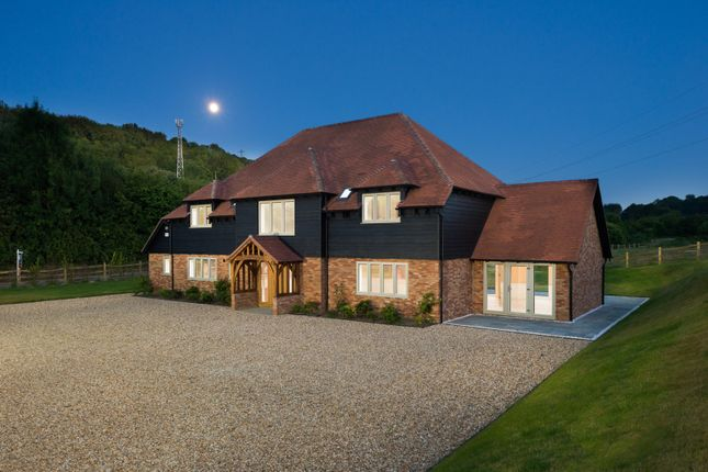 Thumbnail Detached house for sale in Upper Hardres, Canterbury
