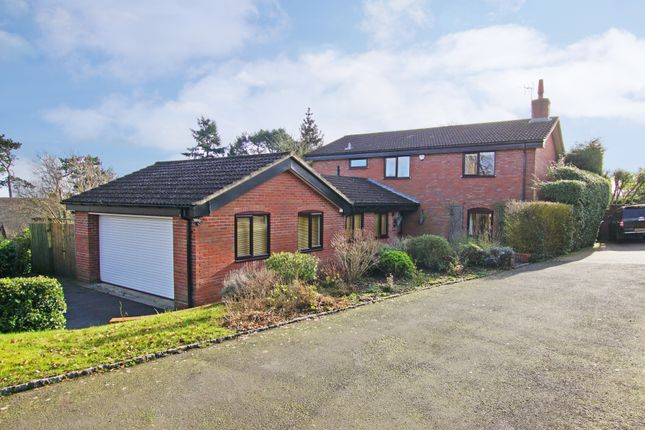 Thumbnail Detached house for sale in Oakdene Drive, Barnt Green