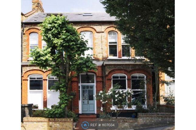 Thumbnail Maisonette to rent in Nelson Road, London