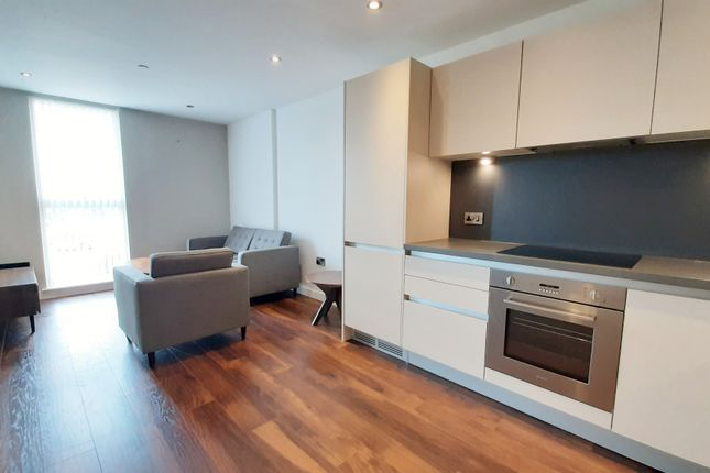 1 bed flat for sale in 1 Regent Road, Manchester, Lancashire M3