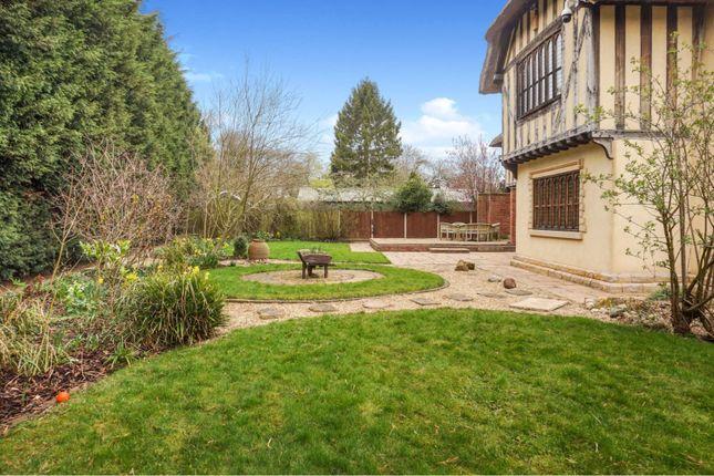 Gardens of Sapcote Road, Hinckley LE10