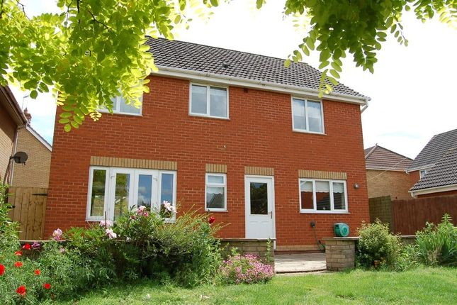 Thumbnail Detached house for sale in Riley Close, Ipswich